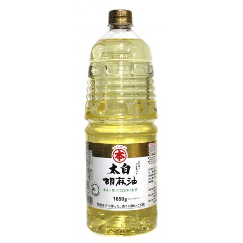 マルホン ごま油